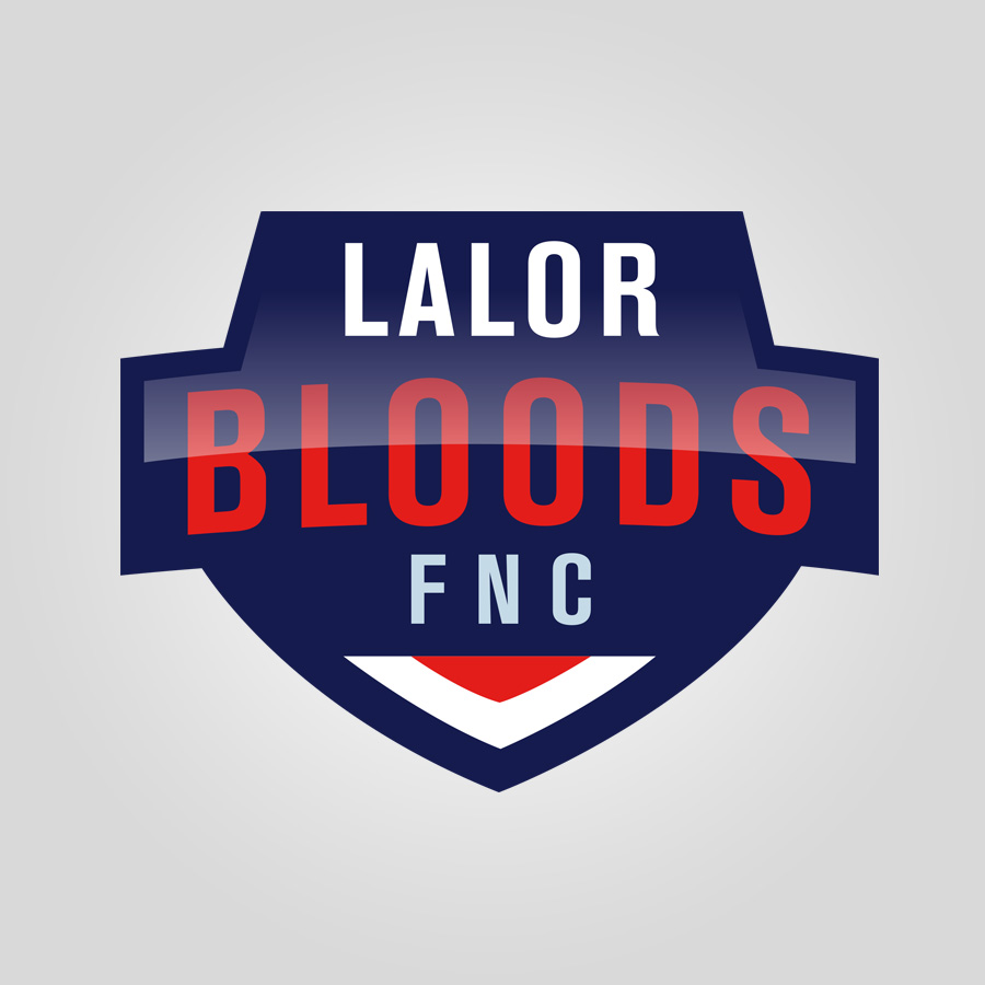 Lalor Bloods FNC Corporate Logo