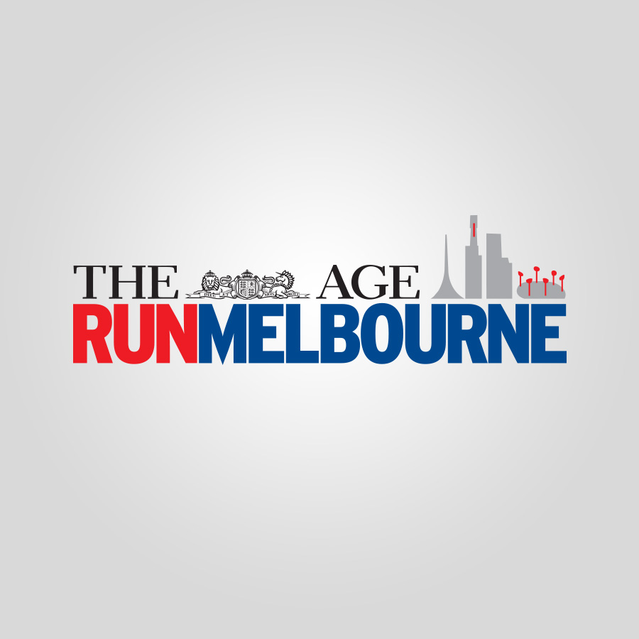 Run Melbourne - Main Logo