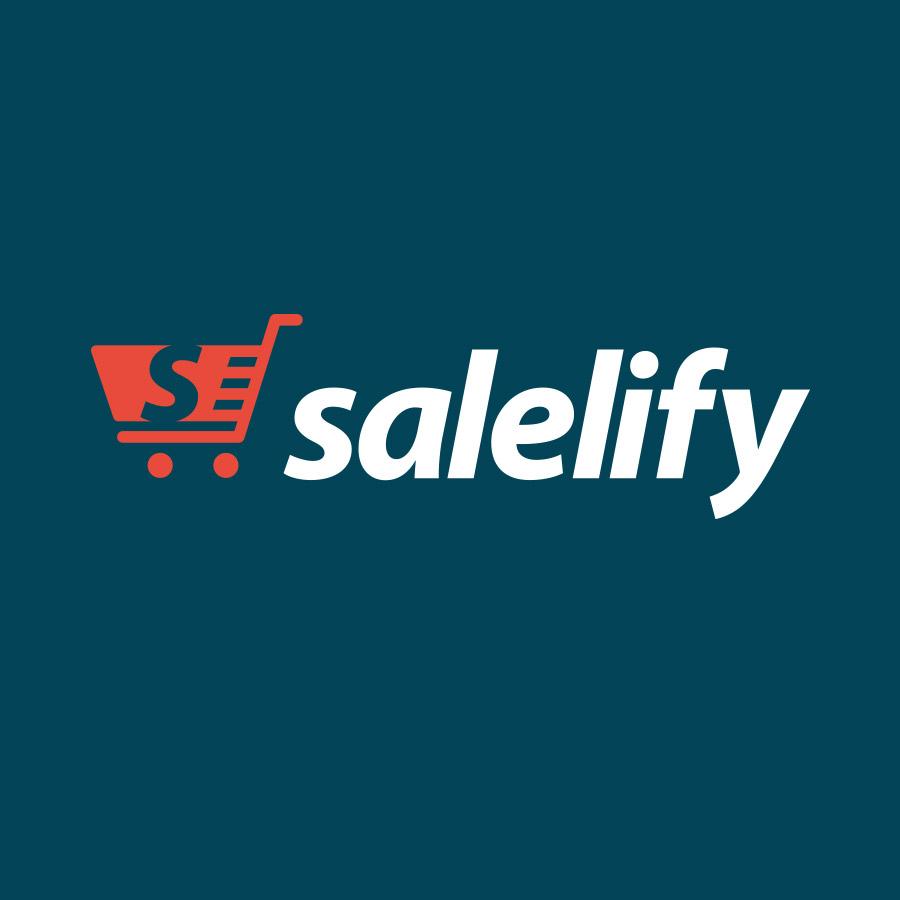 Salelify Logo Reverse