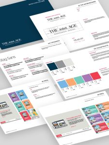 The Age Brand Guidelines