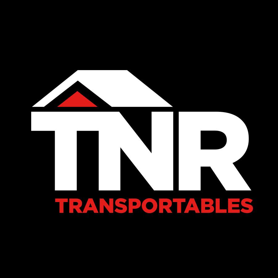TNR Transportables - Reverse Logo