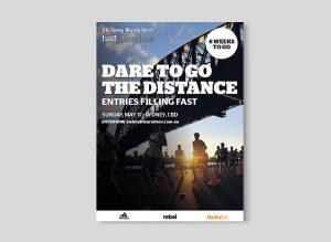 Half Marathon Liftout